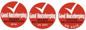 Good Housekeeping Awards for the Vogue Max Combi Boiler